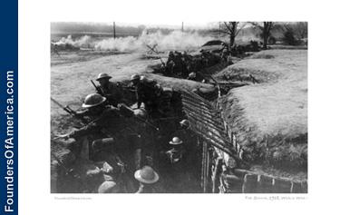 WW1Trench